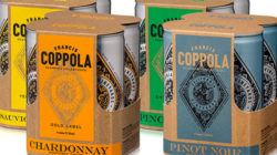 US film director Francis Ford Coppola also follows the canned wine trend. Photo: Francis Ford Coppola Winery