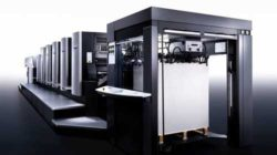 Thanks to a new format, the Speedmaster CS 92 allows commercial printing where the average cost of printing plates is reduced by over one fifth. © 2016 Heidelberger Druckmaschinen AG