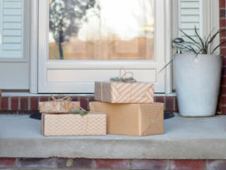 Because of Christmas, far more packages are delivered in December than at any other time of the year. Photo: Element5 Digital, pexels.com